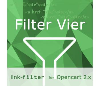 Фильтр товаров - FilterVier_v.2.5.3_for_OpenCart-2.3.x