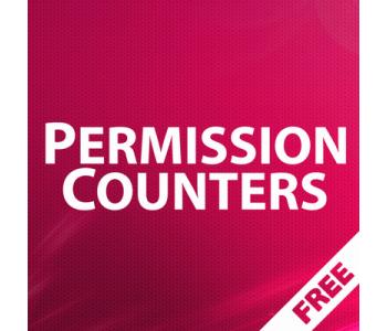 Permission Counters - счетчики при редактировании прав доступа 1.00