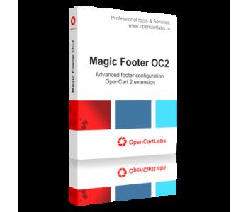 Magic Footer OC2