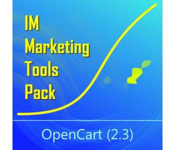 IMMarketingToolsPack OC 2.3 — Пакет инструментов для маркетинга