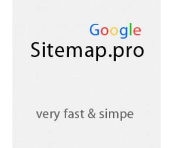 Sitemap.Pro XXL beta + Google Sitemap.Pro lite beta 0.9.9