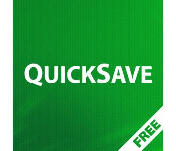 QuickSave - быстрое сохранение товаров, категорий, производителей и статей 1.02