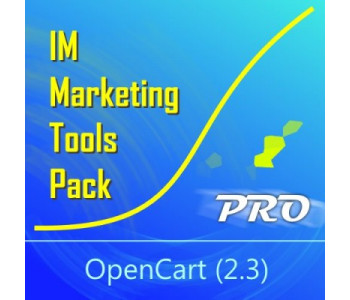 IMMarketingToolsPackPro OC 2.3 — Пакет инструментов для маркетинга