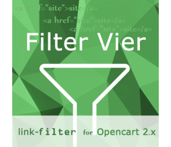 Фильтр товаров - FilterVier_v.2.5.3_for_OpenCart-2.3.x
