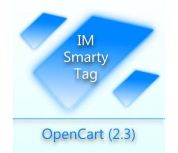 IMSmartyTag OC 2.3 - Генератор тегов/меток для продуктов