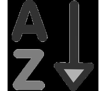 Sorts&Limits : Настраиваемая сортировка 2.2.5