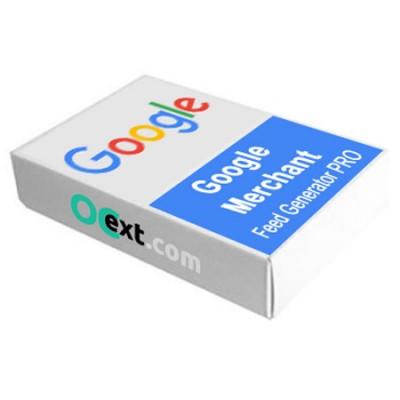 OpenCart Google Merchant - генератор XML фида для Google Merchant