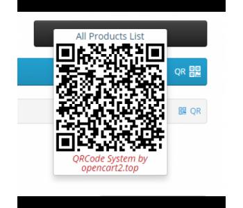 QRCode System Standard