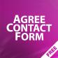Agree ContactForm - соглашение в форме обратной связи 1.00
