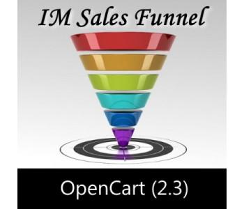 IMSalesFunnel OC 2.3 — Воронка продаж