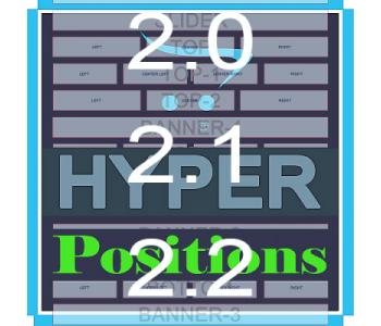HYPER Positions +70 позиций модулей 2.0 - 2.1 - 2.2