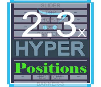 HYPER Positions +70 позиций модулей 2.3х