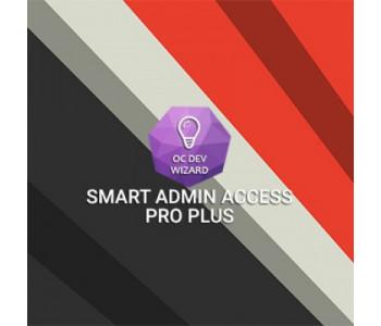 Smart Admin Access Pro Plus